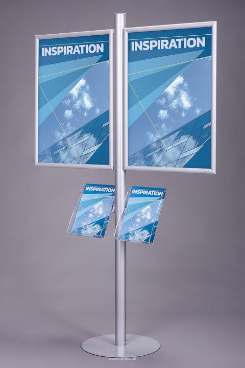 Stojak Na Plakat I Ulotki Spu013