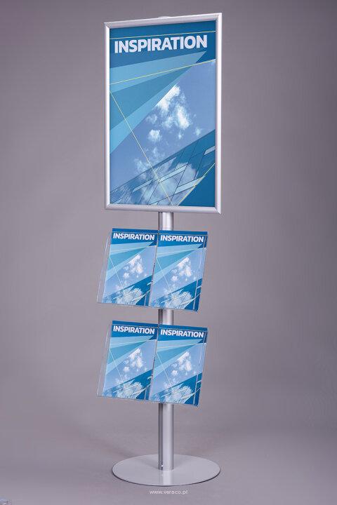 Stojak Na Plakat I Ulotki Spu011